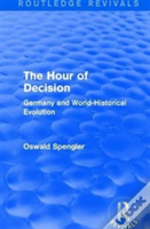 : The Hour Of Decision (1934)