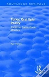 : Turkic Oral Epic Poetry (1992)