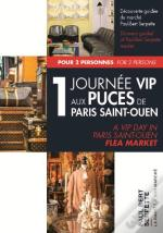 1 Journée Vip Aux Puces De Paris Saint-Ouen ; Pour 2 Personnes ; A Vip Day In Paris Saint Ouen Flea Market ; For 2 Persons