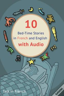 Wook.pt - 10 Bed-Time Stories In French And English With Audio.