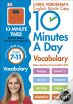 10 Minutes A Day Vocabulary