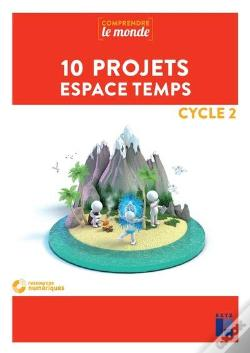 Wook.pt - 10 Projets Espace Temps Cycle 2 + Dvd