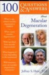100 Q&As About Macular Degeneration