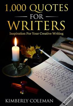 Wook.pt - 1,000 Quotes For Writers