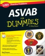 1001 Asvab Practice Problems For Dummies