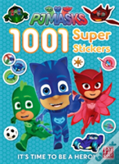 1001 Super Stickers