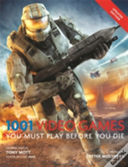Wook.pt - 1001 Video Games You Must Play Bef