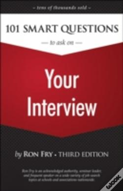 Wook.pt - 101 Smart Questions To Ask On Your Interview