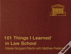 Wook.pt - 101 Things I Learned In Law School