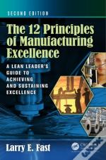 12 Principles Of Manufacturing Excellence