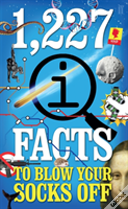 Wook.pt - 1,227 Qi Facts To Blow Your Socks Off