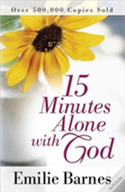 Wook.pt - 15 Minutes Alone With God