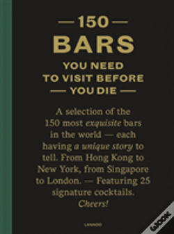 Wook.pt - 150 Bars You Have To Visit Before You Die