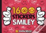 1600 Stickers Smiley