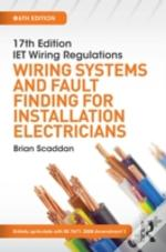 17th Edition Iet Wiring Regulations: Wiring Systems And Fault Finding