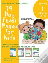 19 Day Feast Pages For Kids