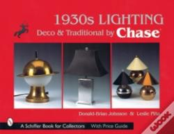 Wook.pt - 1930s Lighting: Deco & Traditional By Chase