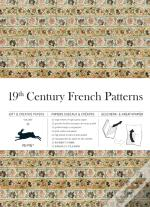 19th Century French: Gift & Creative Paper Book