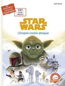 Wook.pt - 1eres Lectures (Ce1) Star Wars 2 : L'Empire Contre-Attaque