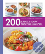 200 Family Slow Cooker Recipes
