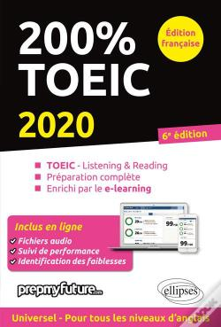 Wook.pt - 200 Toeic - Listening  Reading - 6e Edition 2020