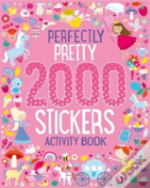 2000 Stickers Pink