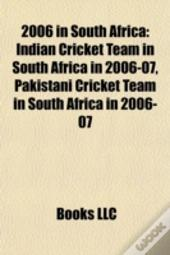 2006 In South Africa: Indian Cricket Tea