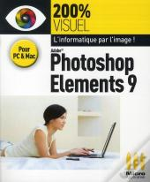 200%Visuel Photoshop Elements 9
