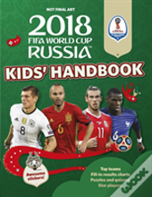 2018 Fifa World Cup Russia (Tm) Kids' Handbook