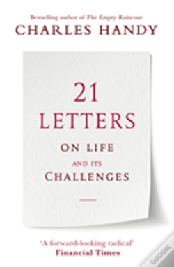 Wook.pt - 21 Letters On Life And Its Challenges