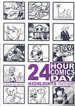 24 HOUR COMICS DAY HIGHLIGHTS