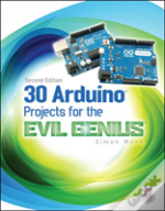 30 Arduino Projects For The Evil Genius