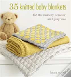 Wook.pt - 35 Knitted Baby Blankets