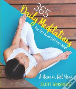 Wook.pt - 365 Daily Meditations For On And Off The Mat