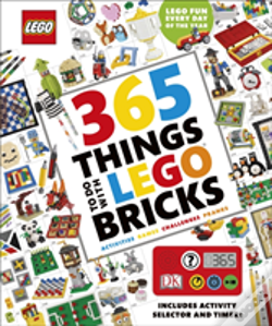 Wook.pt - 365 Things To Do With Lego Bricks