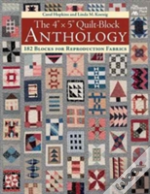4 X 5 Quiltblock Anthology