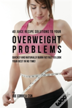 40 Juice Recipe Solutions To Your Overweight Problems