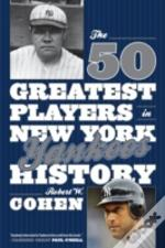 50 Greatest Players In New Yorpb
