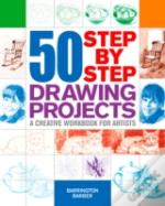 50 Step By Step Drawing Projects
