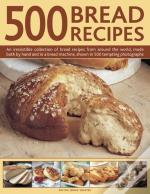 500 Bread Recipes