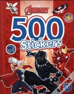 500 Stickers ; Avengers