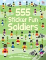 555 Sticker Fun Soldiers