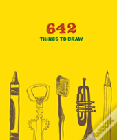 642 Things To Draw Jnl
