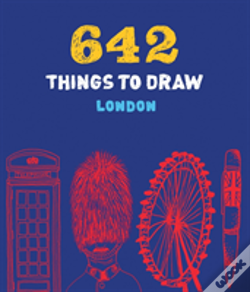 Wook.pt - 642 Things To Draw: London (Pocket-Size)