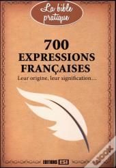 700 Expressions Francaises