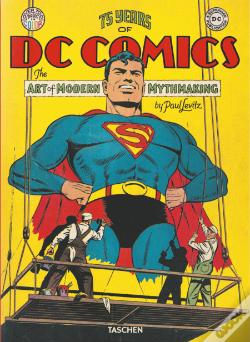 Wook.pt - 75 Years of DC Comics