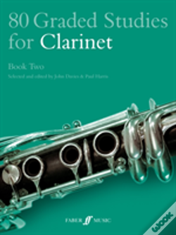 Wook.pt - 80 Graded Studies For Clarinet