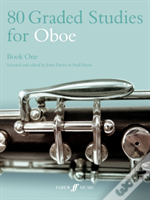 80 Graded Studies For Oboe