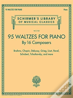 95 Waltzes For Piano By 16 Composers