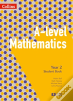 A -Level Mathematics Year 2 Student Book